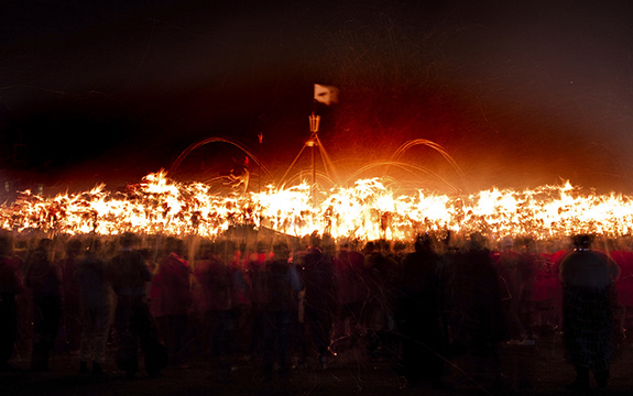 Up Helly Aa annual festival